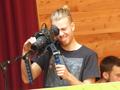 Der Fotograf des Teams